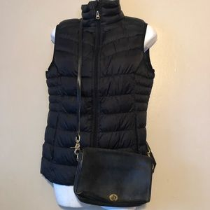 Vtg Coach Leather Bag